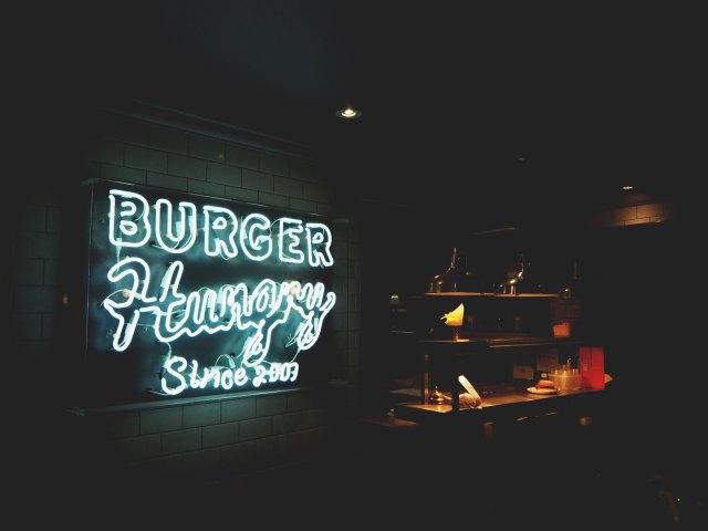 burger lights